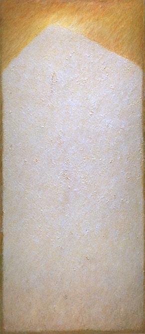 II - Acrylic and mixed media on canvas 80