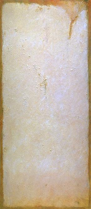 III - Acrylic and mixed media on canvas 80