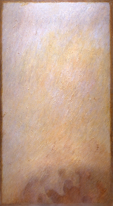 VII - Acrylic and mixed media on canvas 80